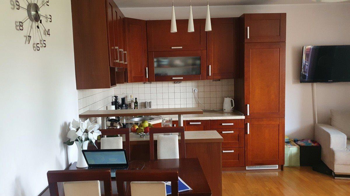 Mieszkanie trzypokojowe na sprzedaż Ząbki, Szwoleżerów  60m2 Foto 1