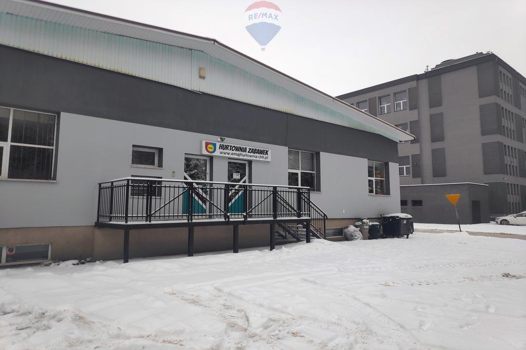 Lokal użytkowy na wynajem Nowy Targ  465m2 Foto 4