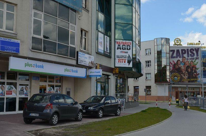 Lokal użytkowy na sprzedaż Kielce, Centrum  302m2 Foto 1