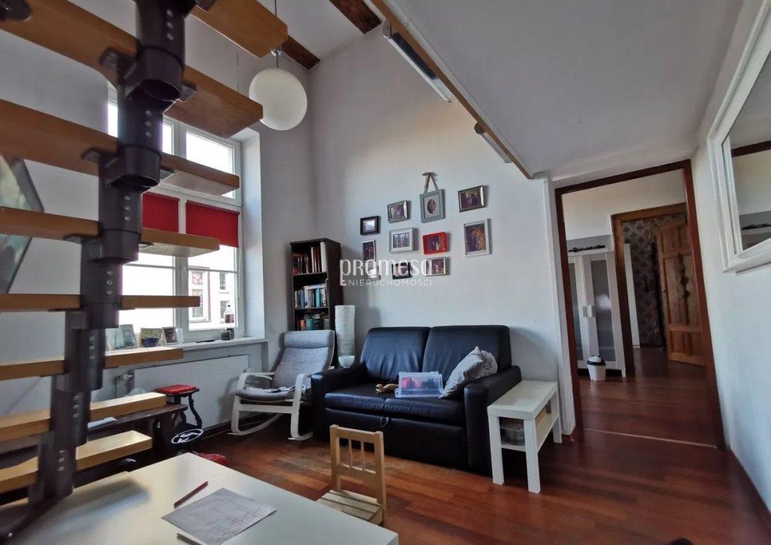 Mieszkanie czteropokojowe  na sprzedaż Wrocław, Centrum  104m2 Foto 2
