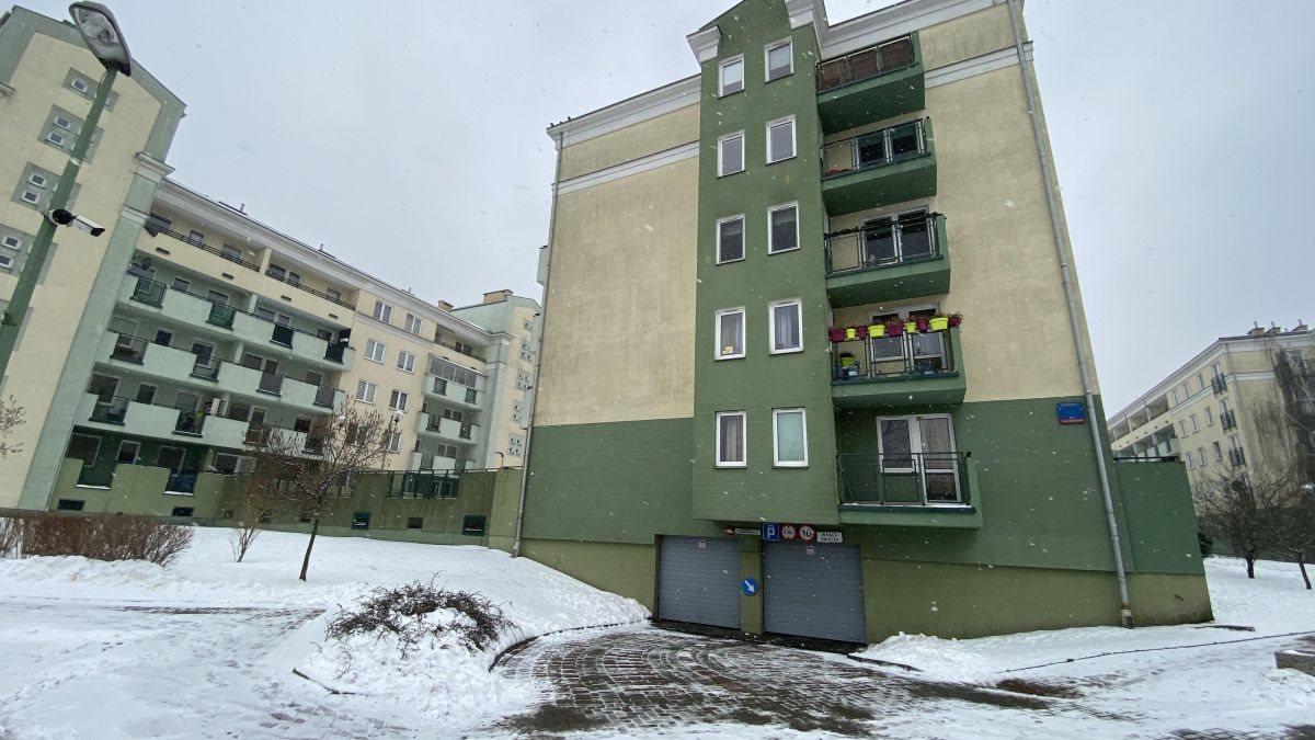 Mieszkanie trzypokojowe na sprzedaż Warszawa, Rembertów, Kramarska  64m2 Foto 8