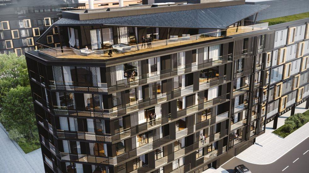Mieszkanie dwupokojowe na wynajem Warszawa, Śródmieście, Powiśle, Dobra 32  45m2 Foto 2