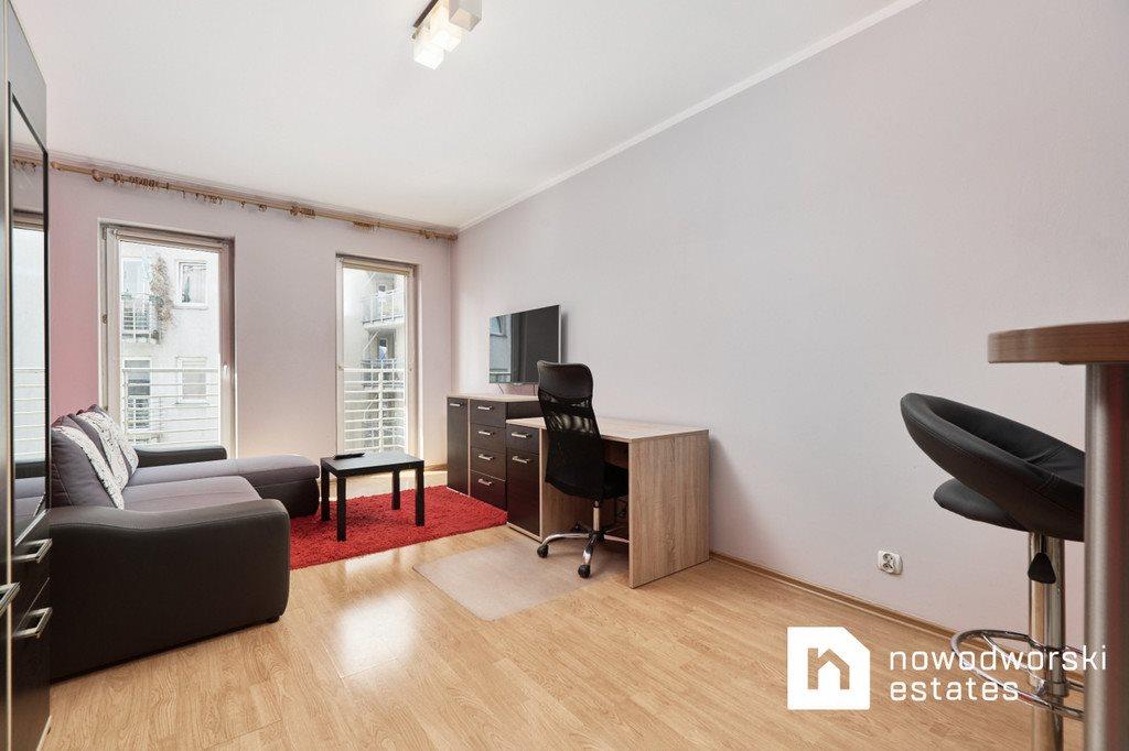 Mieszkanie dwupokojowe na sprzedaż Wrocław, Nadodrze, Nadodrze, Jedności Narodowej  45m2 Foto 5