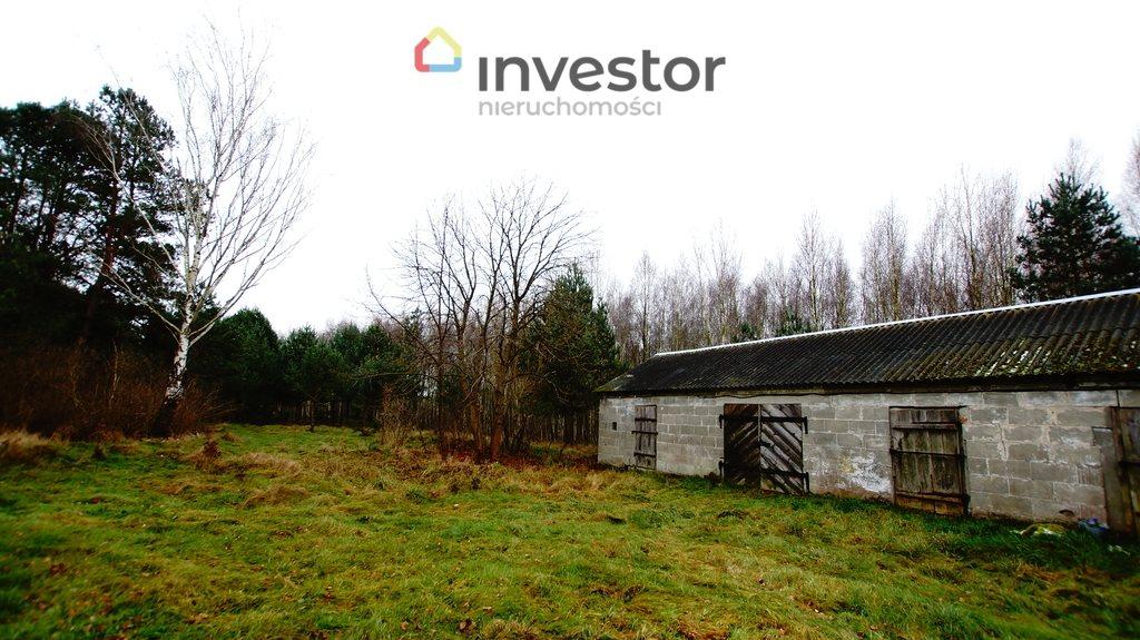 Działka leśna z prawem budowy na sprzedaż Bukowa Wielka  39157m2 Foto 5
