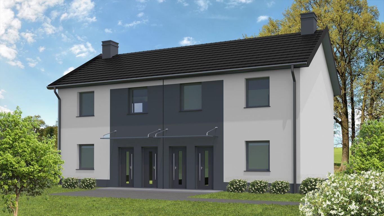 Mieszkanie trzypokojowe na sprzedaż Niepołomice, Wrzosowa  51m2 Foto 2