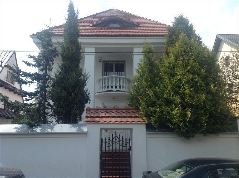 Dom na sprzedaż Warszawa, Wilanów  630m2 Foto 1