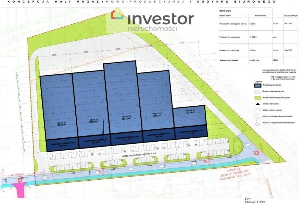Działka inwestycyjna na sprzedaż Skawina  25254m2 Foto 3