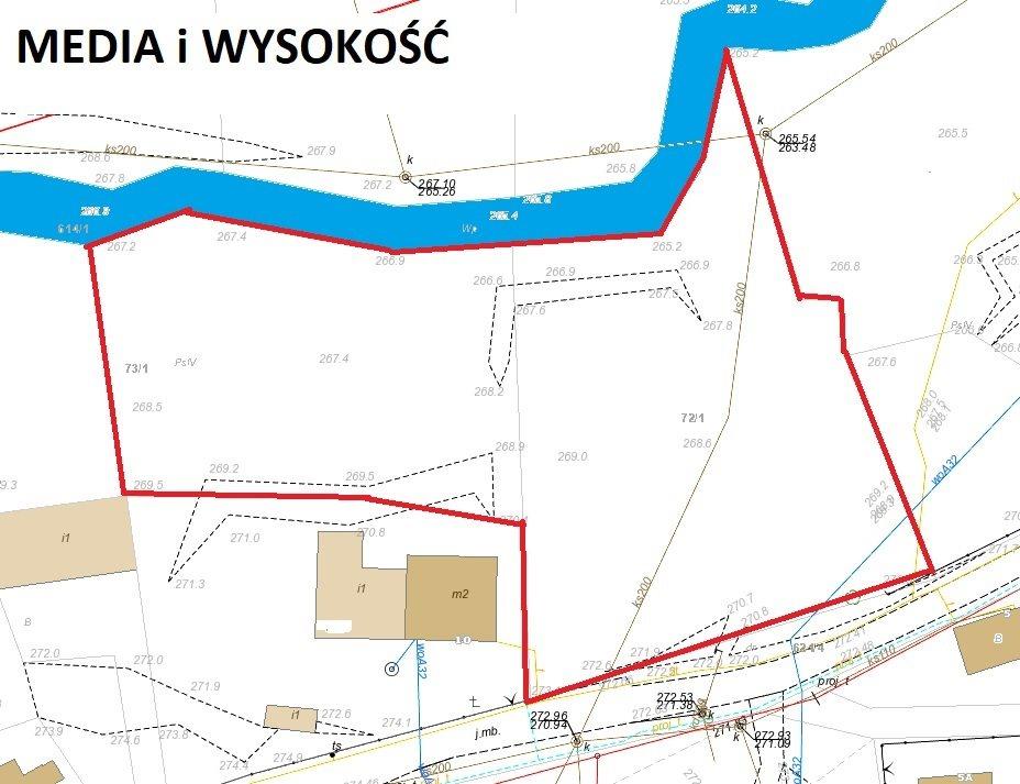 Działka budowlana na sprzedaż Sulistrowiczki, Parkowa  3800m2 Foto 3