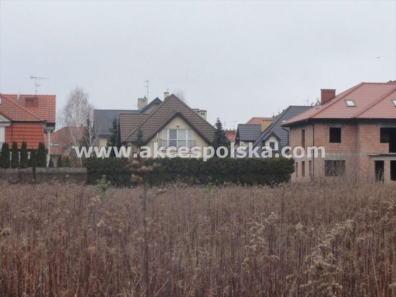 Działka budowlana na sprzedaż Warszawa, Wilanów, Zapłocie  543m2 Foto 1
