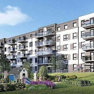 Mieszkanie dwupokojowe na sprzedaż Gdańsk, Chełm, Pastelowa  61m2 Foto 1