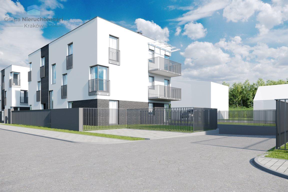 Mieszkanie trzypokojowe na sprzedaż Kraków, Bronowice, Mydlniki, Wincentego Weryhy-Darowskiego  49m2 Foto 3