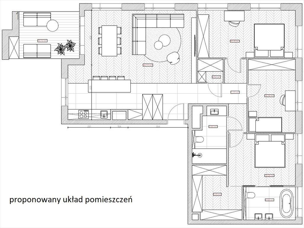 Mieszkanie czteropokojowe  na sprzedaż Warszawa, Śródmieście, Grzybowska  112m2 Foto 15