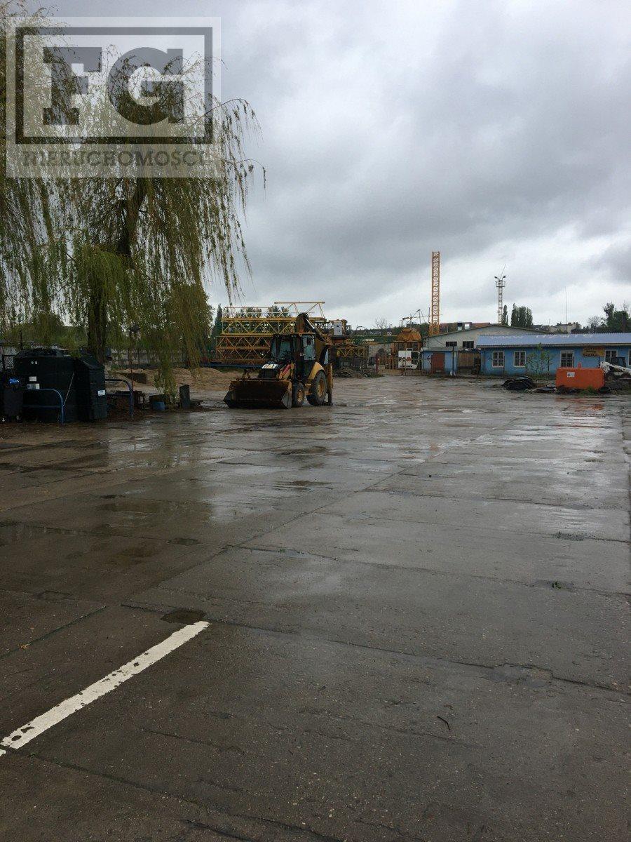 Działka przemysłowo-handlowa pod dzierżawę Gdańsk, Olszyńska  4000m2 Foto 1