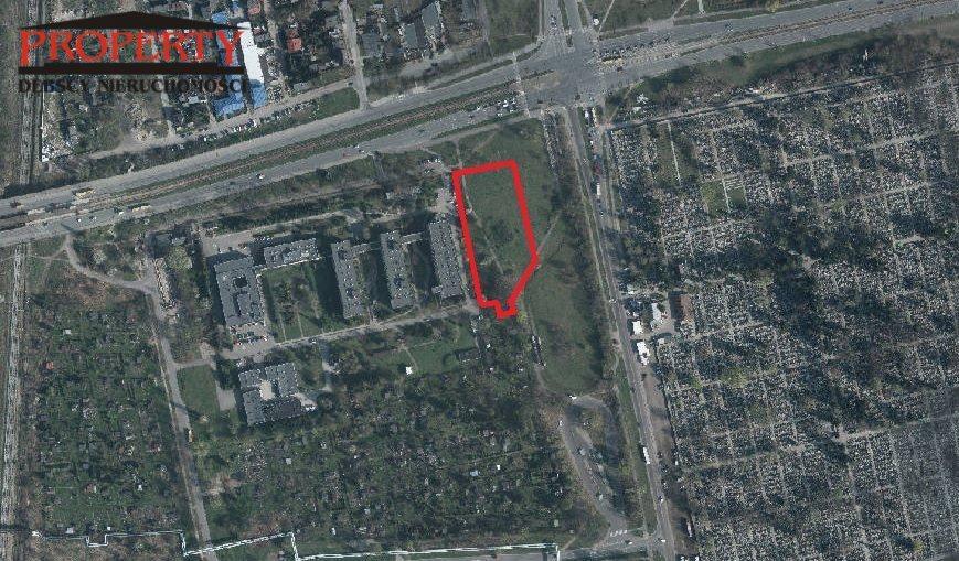 Działka komercyjna na sprzedaż Łódź, Widzew, WIDZEW PRZEMYSŁOWY  6602m2 Foto 4