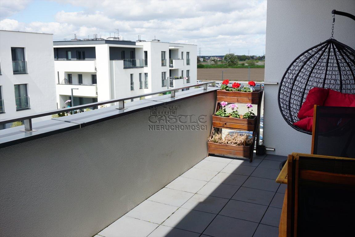 Mieszkanie trzypokojowe na sprzedaż Skórzewo, os. Grafitowe  62m2 Foto 9