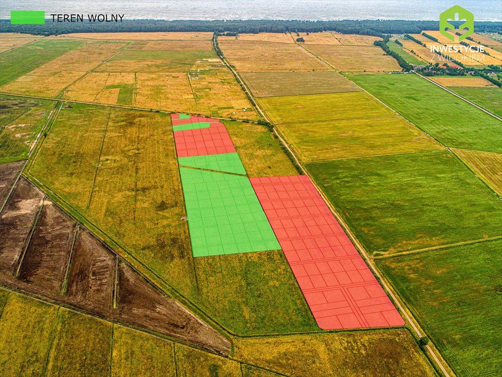 Działka rolna na sprzedaż Karwia, Atrakcyjnie położony teren  480m2 Foto 9