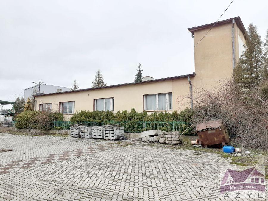 Lokal użytkowy na sprzedaż Lubaszcz  1000m2 Foto 2