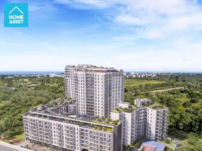 Mieszkanie trzypokojowe na sprzedaż Gdańsk, Letnica, Starowiejska  54m2 Foto 2