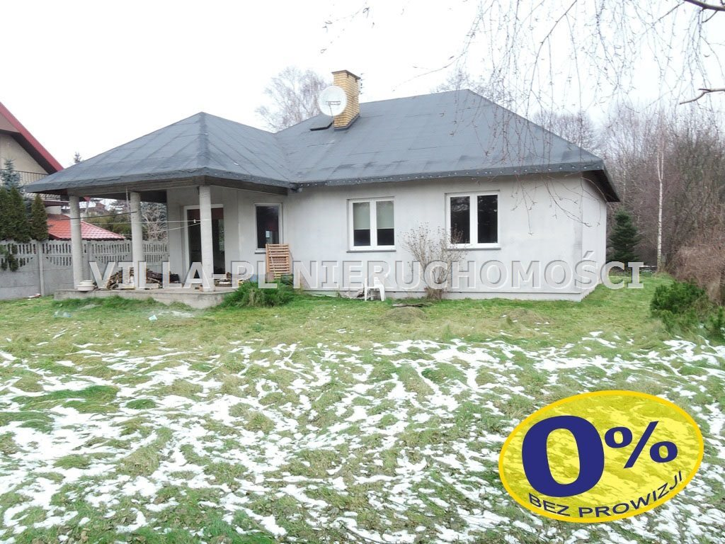 Dom na sprzedaż Aleksandrów Łódzki, Franin  128m2 Foto 1