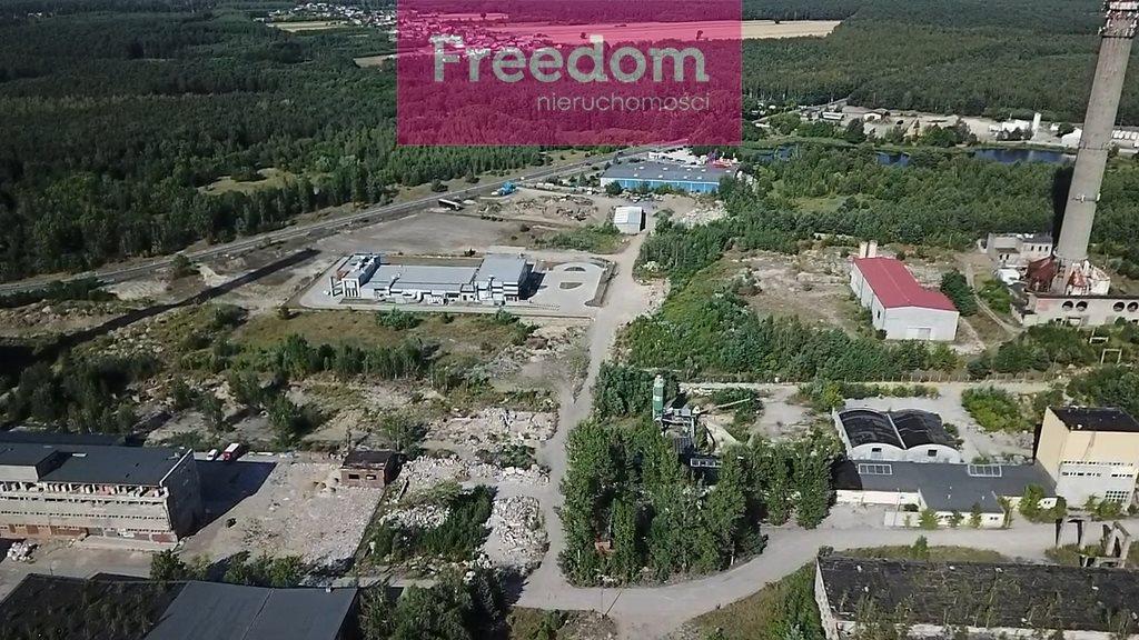 Działka przemysłowo-handlowa na sprzedaż Tomaszów Mazowiecki, Piaskowa  8800m2 Foto 3