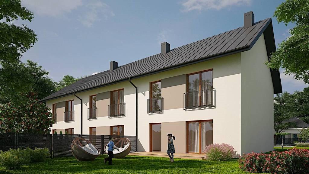 Mieszkanie trzypokojowe na sprzedaż Wieliczka  65m2 Foto 4
