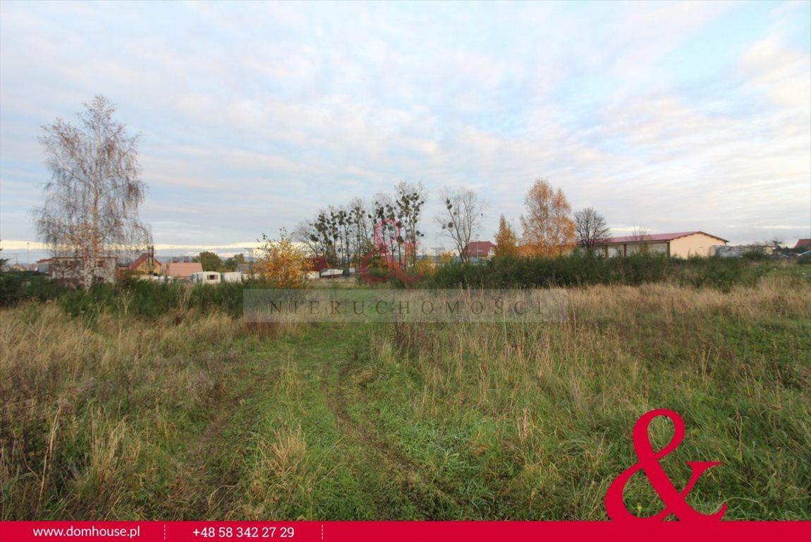 Działka przemysłowo-handlowa na sprzedaż Rumia, Tatrzańska  6631m2 Foto 2