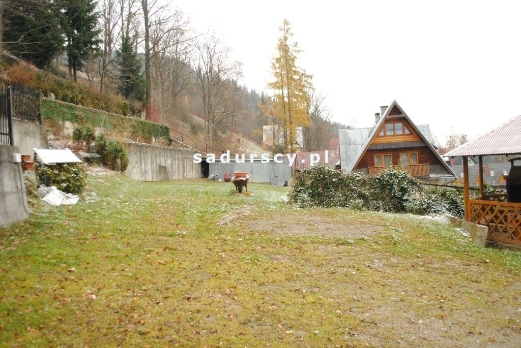 Działka budowlana na sprzedaż Zakopane, Walowa Góra  2400m2 Foto 3