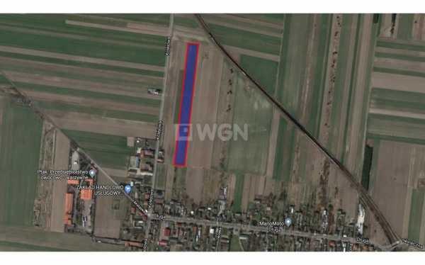 Działka rolna na sprzedaż Więcki, Długa  16390m2 Foto 1