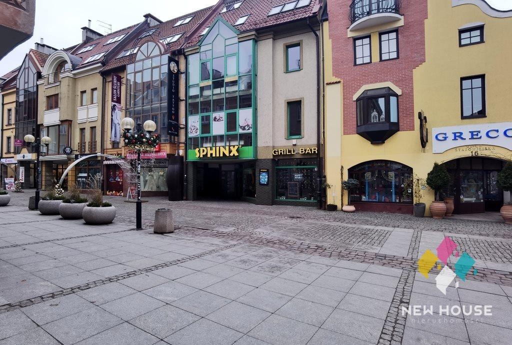 Lokal użytkowy na wynajem Olsztyn, Staromiejska  84m2 Foto 2