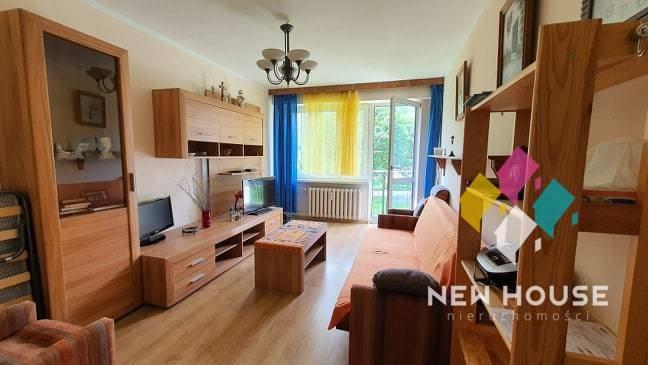 Mieszkanie dwupokojowe na sprzedaż Olsztyn, Kormoran, Dworcowa  38m2 Foto 1