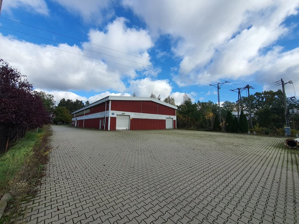Lokal użytkowy na sprzedaż Łomianki  1200m2 Foto 2