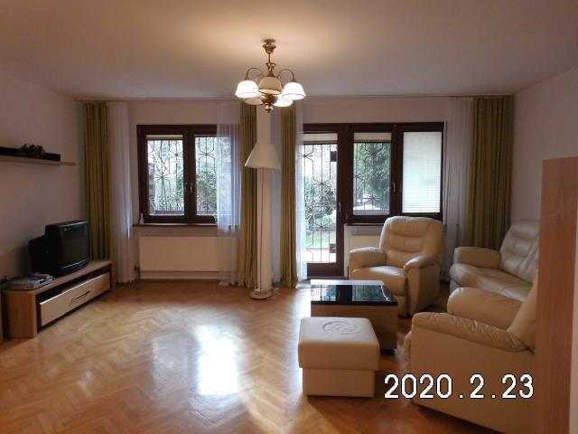 Dom na wynajem Warszawa, Wilanów, Królowej Marysieńki  200m2 Foto 4