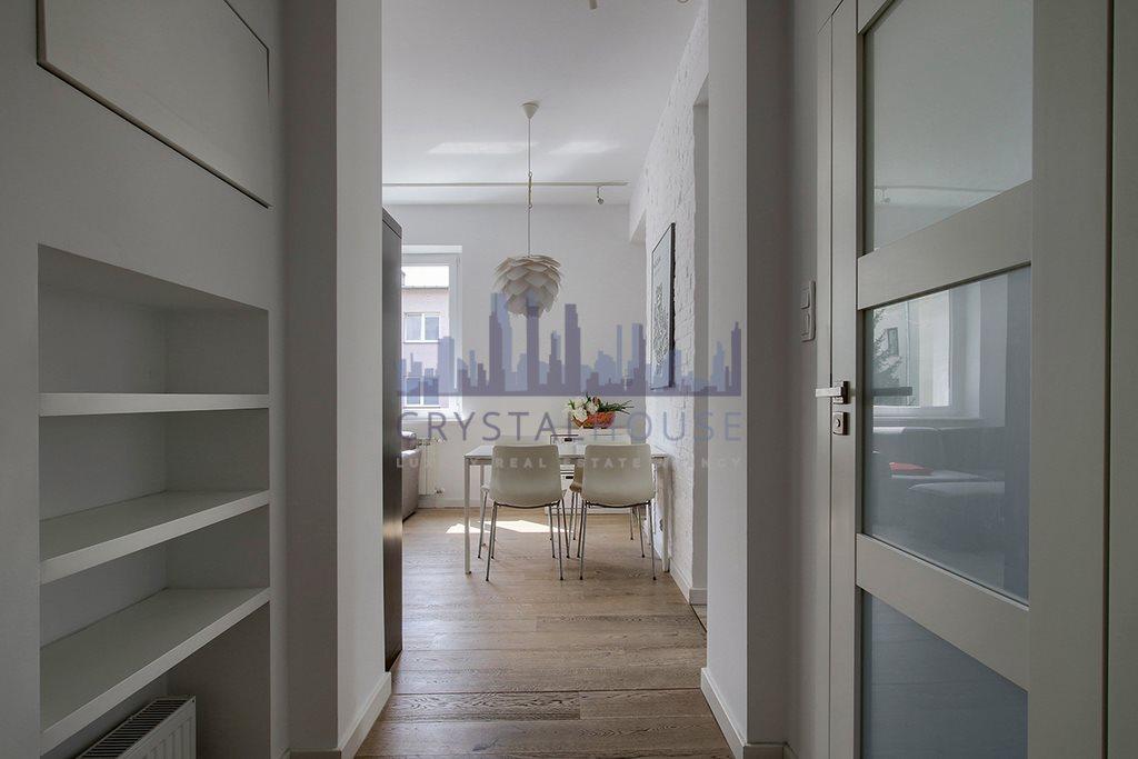 Mieszkanie dwupokojowe na wynajem Warszawa, Praga-Południe, Gedymina  60m2 Foto 12