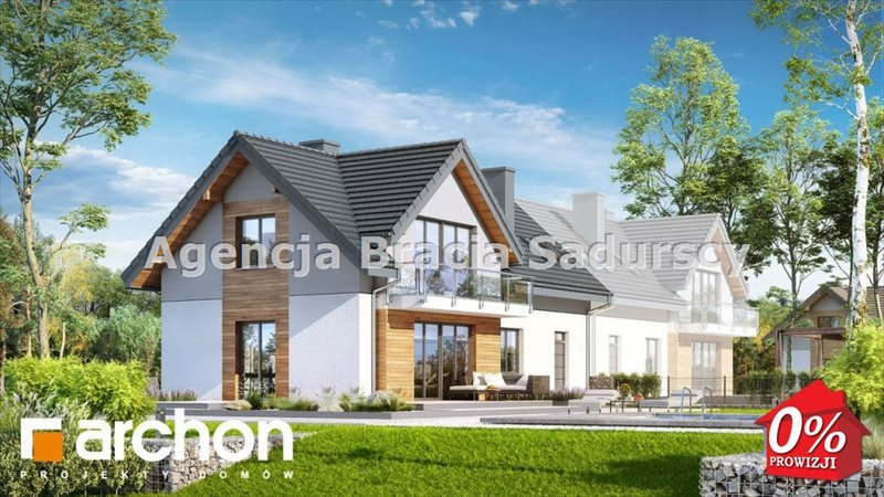 Dom na sprzedaż Kraków, Dębniki/Sidzina, Sidzina, Mieczysława Wrony - okolice  209m2 Foto 1
