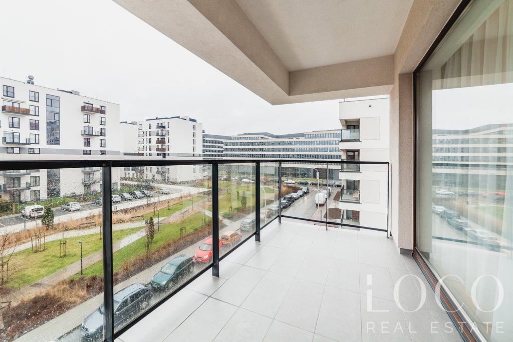 Mieszkanie trzypokojowe na wynajem Warszawa, Mokotów, Wyględów, Konstruktorska  60m2 Foto 12