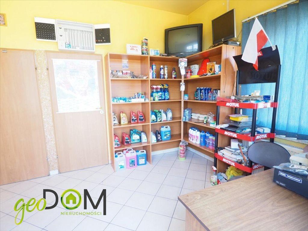 Działka przemysłowo-handlowa na sprzedaż Sawin  2000m2 Foto 4