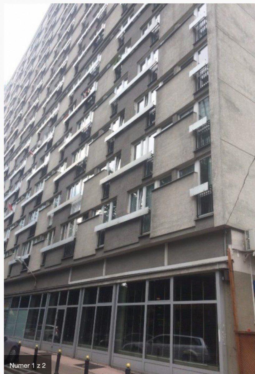 Mieszkanie dwupokojowe na sprzedaż Warszawa, Śródmieście Mirów, Grzybowska  40m2 Foto 1