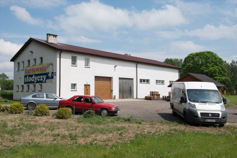 Lokal użytkowy na wynajem Nidzica, Kanigowo, Przy trasie S7  368m2 Foto 7