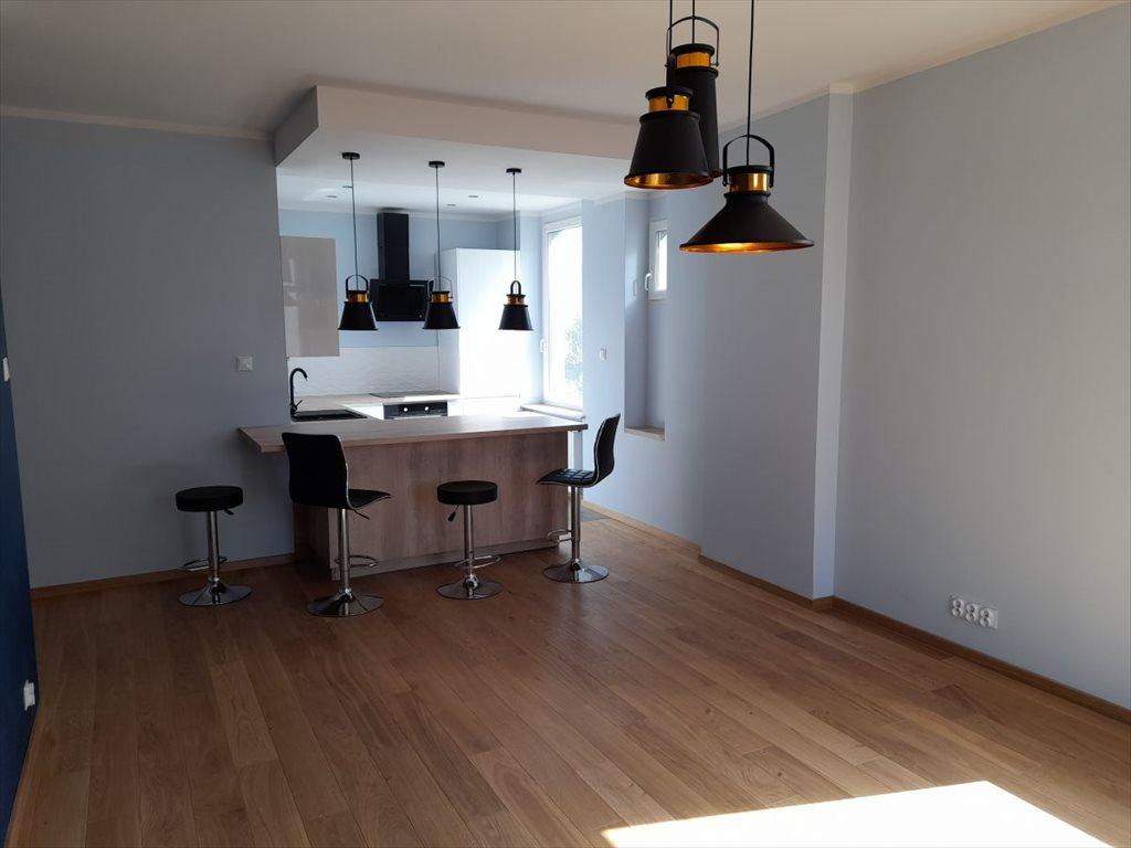 Mieszkanie dwupokojowe na sprzedaż Wrocław, Huby, Gliniana  59m2 Foto 4