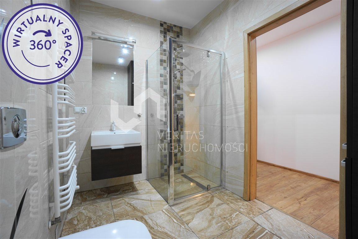 Mieszkanie trzypokojowe na sprzedaż Katowice, Dolina Trzech Stawów, Paderewskiego  69m2 Foto 4