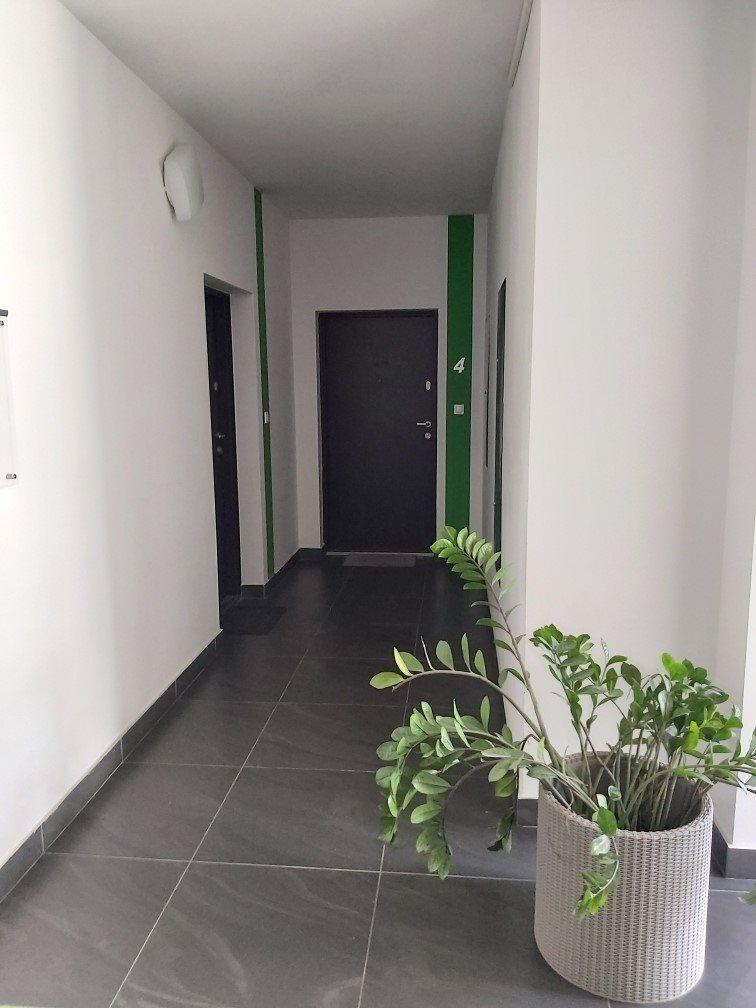 Mieszkanie trzypokojowe na wynajem Wrocław, Krzyki, Zielone Wojszyce, Iwaszkiewicza 6  65m2 Foto 3