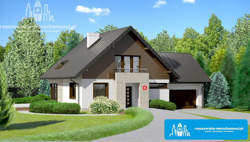 Dom na sprzedaż Jasionka  153m2 Foto 1