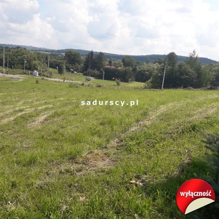 Działka inna na sprzedaż Wola Radziszowska  6110m2 Foto 11