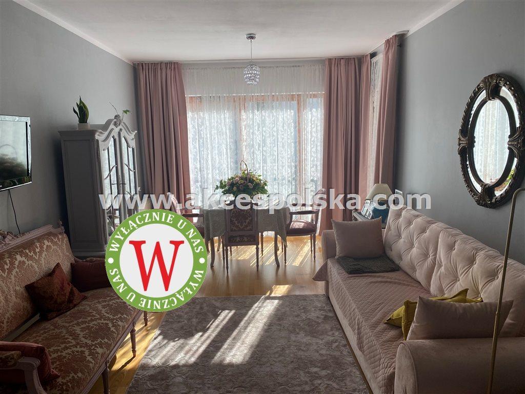 Mieszkanie dwupokojowe na wynajem Warszawa, Wilanów, Miasteczko Wilanów, Sarmacka  50m2 Foto 2