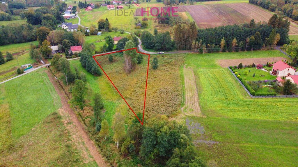 Działka rolna na sprzedaż Błędowa Zgłobieńska  3700m2 Foto 4