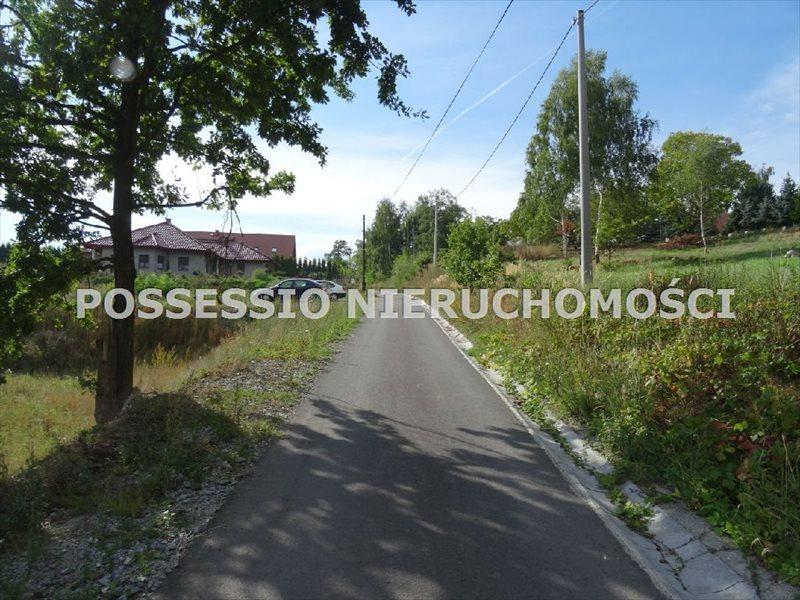Działka inna na sprzedaż Żarów  3500m2 Foto 3