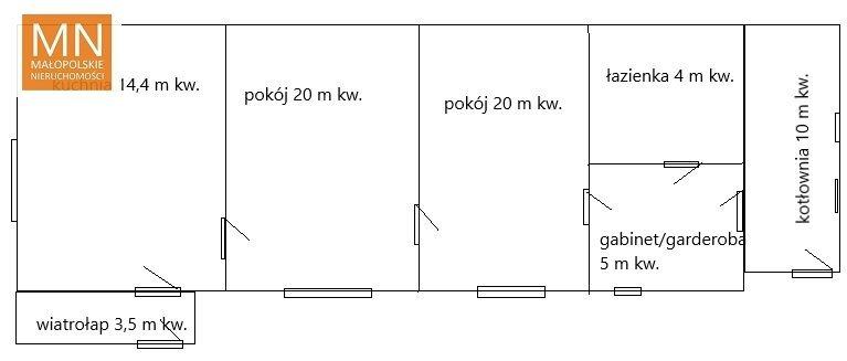 Dom na sprzedaż Charbinowice  100m2 Foto 4