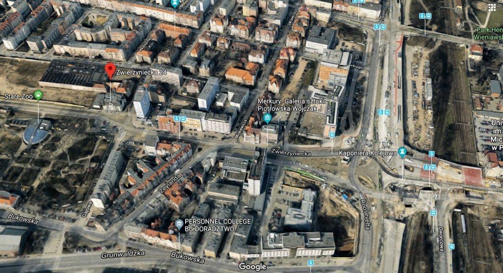 Kawalerka na wynajem Poznań, Centrum, Zwierzyniecka  26m2 Foto 12