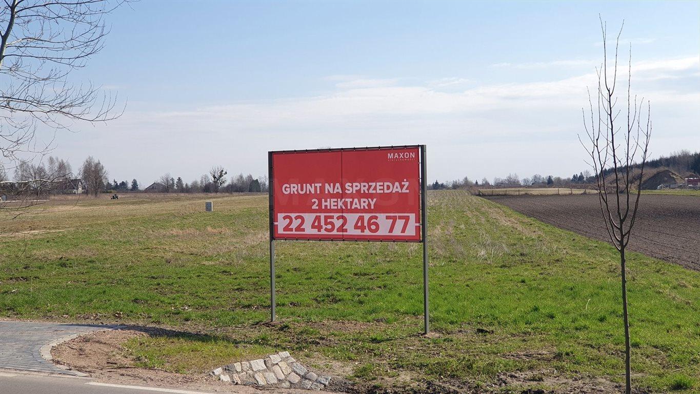Działka inwestycyjna na sprzedaż Słomczyn  19000m2 Foto 5