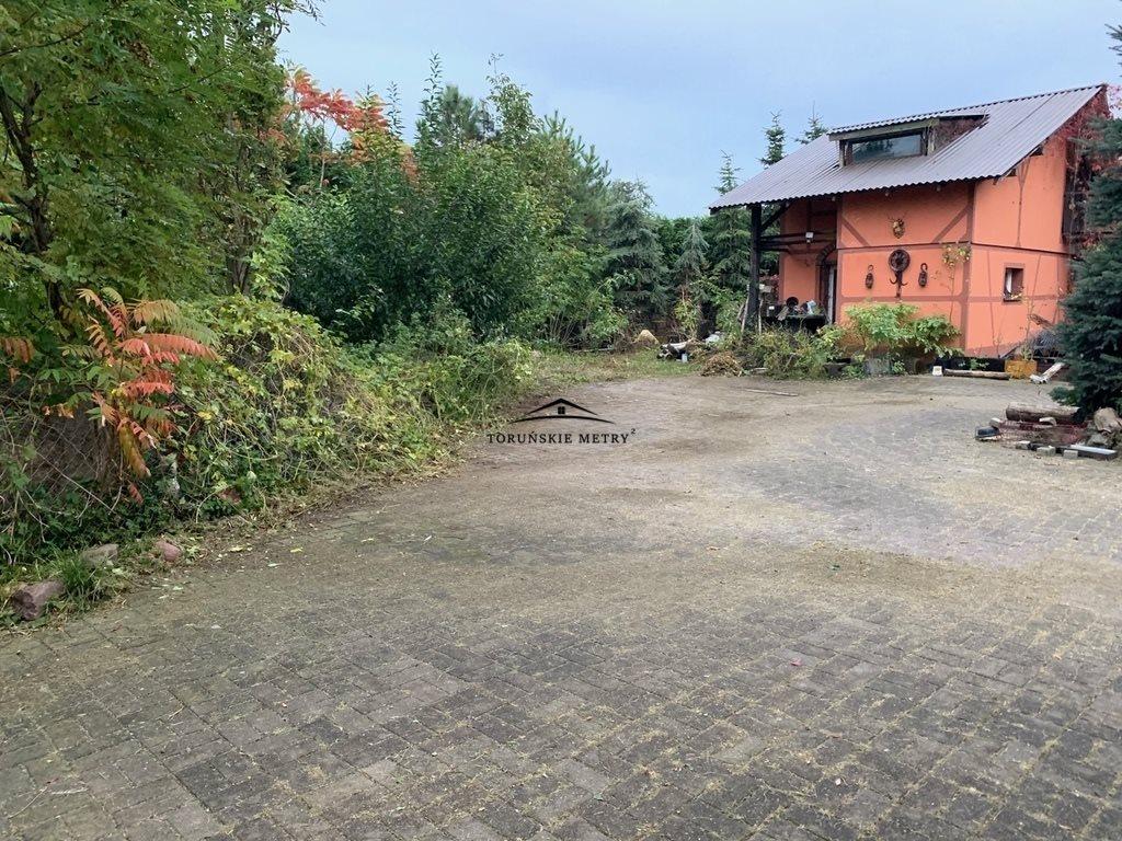 Działka budowlana na sprzedaż Toruń, Stawki, mjr. Ludwika Idzikowskiego  671m2 Foto 1